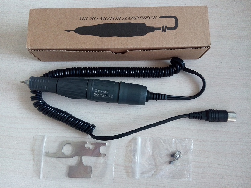 Handpiece,SDE-H37L1 ,Max.35K rpm,Made in China